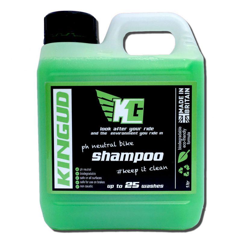 bike shampoo