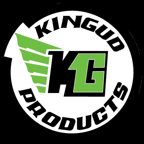 Kingud Products Circle Logo White Bkgrnd