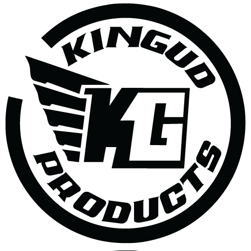 Kingud Products CircleLogo Black